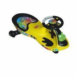 Funny Frog Magic Car