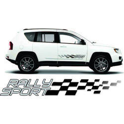 531e980f02 Auto Graphics Graphic Sticker Decals Sports at Rs 1050  pair(s ...