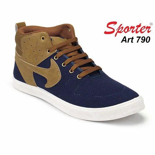 Sporter Boys Blue Sneaker Casual Shoes