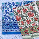 Hand Block Printed Table Covers