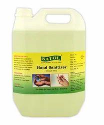 Chemical Lavender Liquid Hand Wash Satol, Can