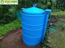 2 CMD Biogas Plant
