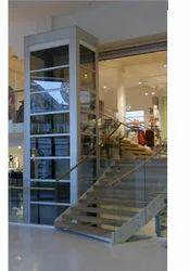 Enclosed Lifts, Capacity: 0-0.5 Ton, 1-2 Ton