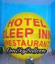 Yellow Color Sky Balloons
