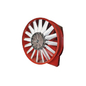 Vane Axial Flow Fan