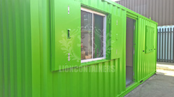 20ft Container Painting Services
