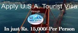 Apply U.S.A. Tourist Visa (B1/B2) Category, Through Maan Abroad Services