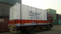AC Refrigerated Container On Rent / Lease