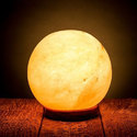 Round Shape Salt Lamp