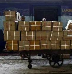 Distribution QNS Rail Express, Rail Cargo - Quick N Safe Service (P