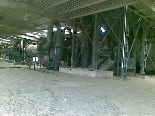 Automatic Cement Plant
