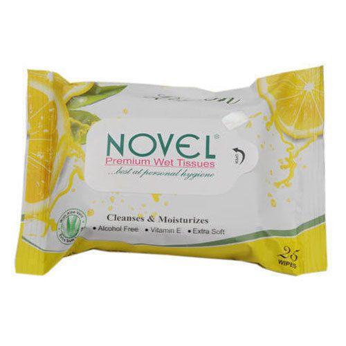 Lemon Wet Tissues