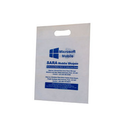 Mobile Shop Advertising Bags without printing