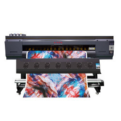 UN- 5193E Digital Sublimation Textile Printer