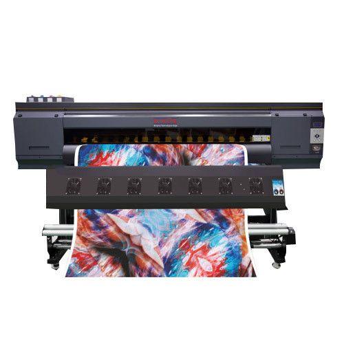 UN- 5193E Digital Sublimation Textile Printer