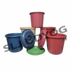Storage Drum With Lid