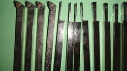 PCD Shank Tools, Size: 12.70mm, Packaging Type: Carton Box