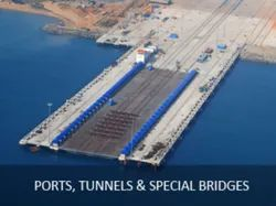 Ports Tunnels And Special Bridges Construction Services