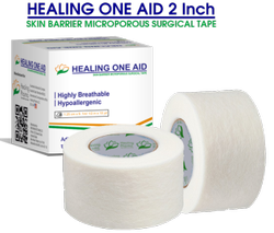 Healing One Aid 2 Inch - Micropore Surgical Tape