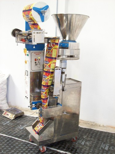 Natural Sweeteners Small Pouch Packaging Machine