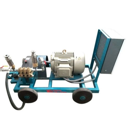 Hawk Hydrostatic Test Pump 500 Bar