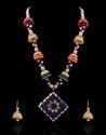 Designer Thread Necklace Set