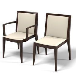 Wooden Antique Restaurant Chair