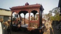 Temple Chariot Fiber