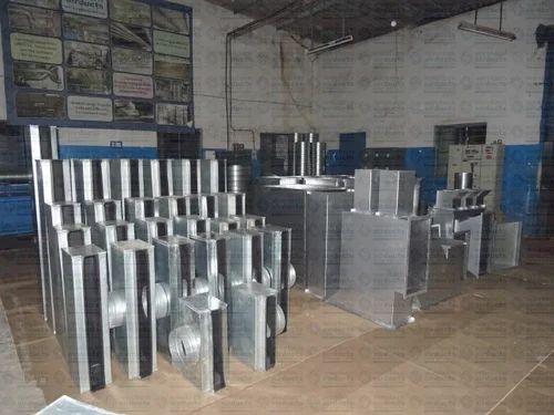 Spill Air Plenum Box, Plenum Boxes | Kotturpuram, Chennai