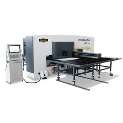Deratech CNC Punch Laser Machine