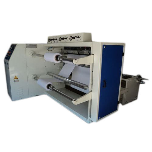 Duplex Slitter Paper Winding Machine