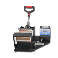 Black Mug Hot Press Machine hm031124, Automation Grade: Semi-Automatic, Capacity: 7.5 - 9.0 Cm
