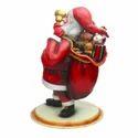 FRP Santa Claus Statue