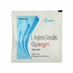 Gyargin Lemon L-Argini