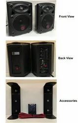 Aerons 50w Rms Monitor Speakers, Size: 5.25