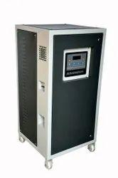 Three Phase Servo Voltage Stabilizer-Digital Model 3 Phase, 415 V