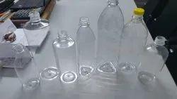 Plastic Milk Bottle, Capacity: 200. 300. 500. 1000 Ml