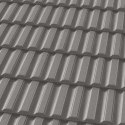 Technica 10 Mid Grey Roof Tiles