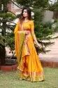 Pure Heavy Silk Ladies Indian Wear Saree
