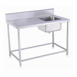 Kitchen Sink Work Table