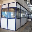 Aluminum Glass Cabin