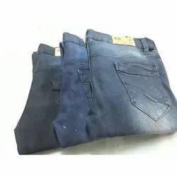 Faded Ayman Mens Casual Denim Jeans, Waist Size: 34