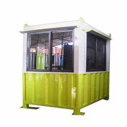 Gate Security Cabins