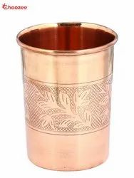 Copper Glass (Embossed)