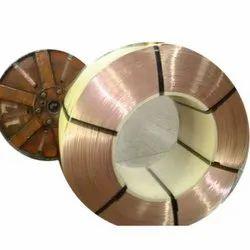 Mild Steel Copper Coated Tyre Bead Wire, Gauge: 18