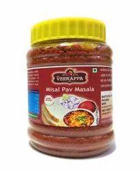 Veerappa Premium Kolhapuri Misal / Missal Pav Masala, Packaging Size: 500gms