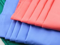 Solid Poplin Organic Cotton Fabric