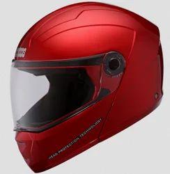 Studds Ninja Elite Super Cherry Red Helmet