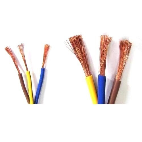 Copper Electrical Wire >> Insulated Copper Conductor Electric Wire At Rs 8 Meter