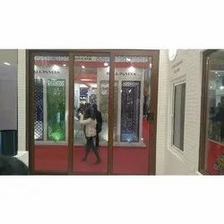 Aluminium Sliding Window, For Hotel, Office